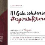 III Gala Solidaria #EspírituRibera