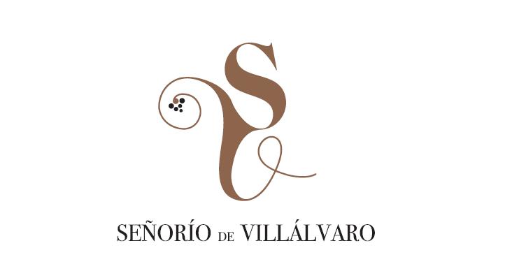 Logo LUIS MARIANO LOPEZ RAMIREZ de bodegas Señorío de Villálvaro