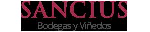 Logotipo Bodegas y Viñedos Sancius