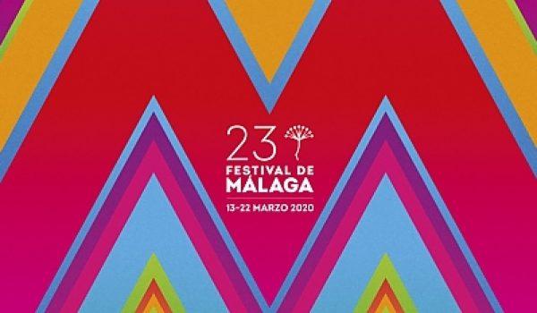 Cartel Festival de Málaga Cine en español 2020
